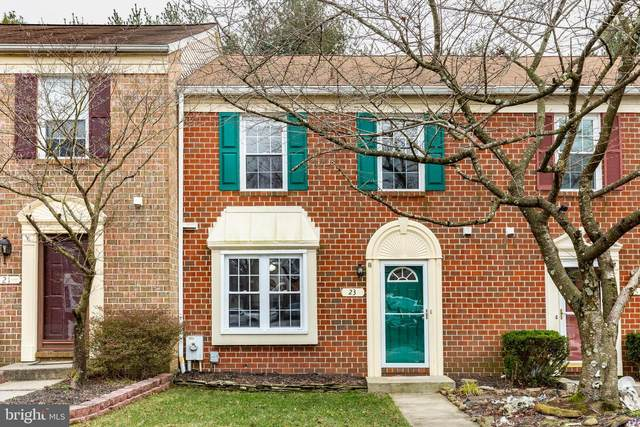 23 Wellspring Circle, OWINGS MILLS, MD 21117 (#MDBC486516) :: Gail Nyman Group