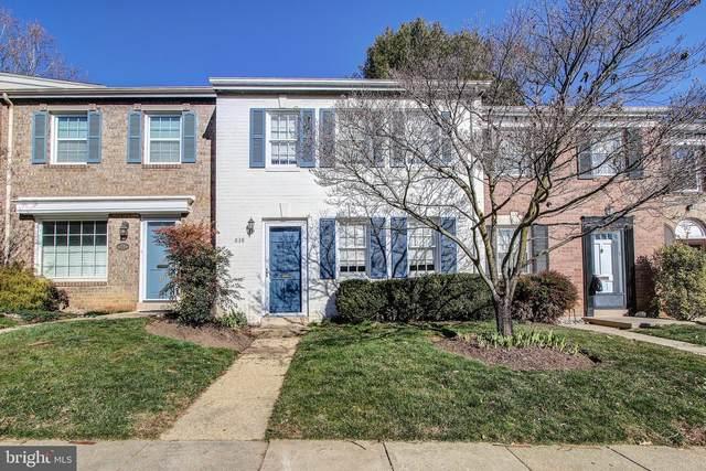 638 Azalea Drive, ROCKVILLE, MD 20850 (#MDMC697300) :: The Matt Lenza Real Estate Team