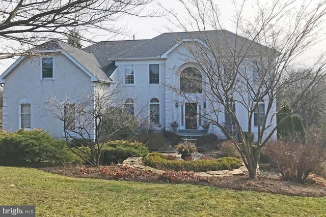 5 Foxview Circle, HOCKESSIN, DE 19707 (#DENC495916) :: Jason Freeby Group at Keller Williams Real Estate