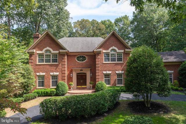 8702 Old Dominion Drive, MCLEAN, VA 22102 (#VAFX1113468) :: Shamrock Realty Group, Inc
