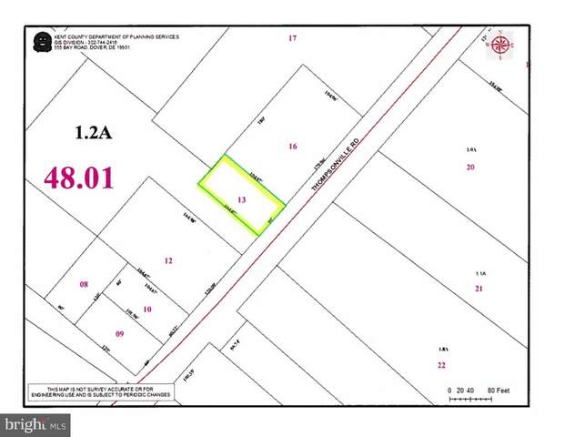 263 Thompsonville Road, MILFORD, DE 19963 (#DEKT236442) :: Atlantic Shores Sotheby's International Realty