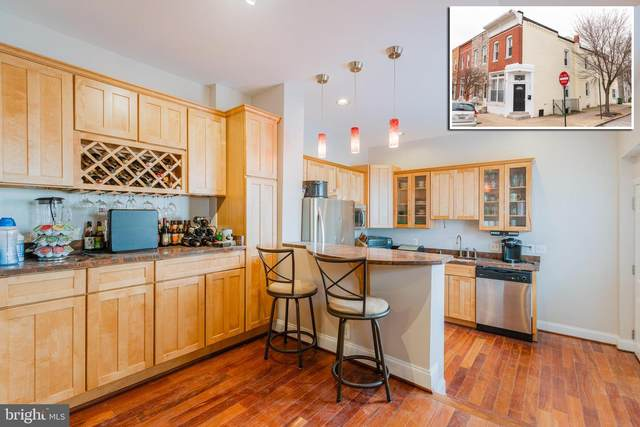 400 S Bouldin Street, BALTIMORE, MD 21224 (#MDBA501734) :: City Smart Living