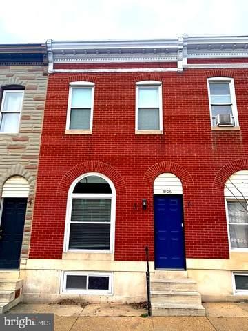 3106 E Baltimore Street, BALTIMORE, MD 21224 (#MDBA501748) :: Advon Group