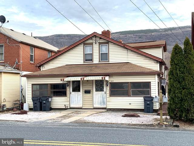 415 Little Gap Road, PALMERTON, PA 18071 (#PACC115940) :: ExecuHome Realty