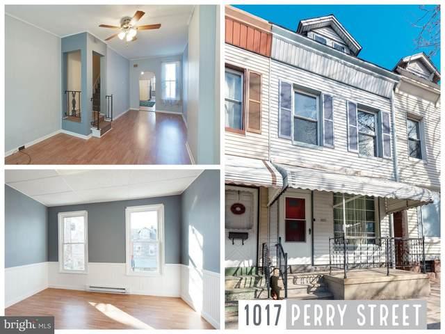 1017 Perry Street, READING, PA 19604 (#PABK354870) :: Bob Lucido Team of Keller Williams Integrity