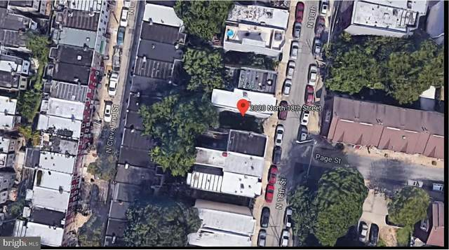 2020 N 18TH Street, PHILADELPHIA, PA 19121 (#PAPH875170) :: John Smith Real Estate Group