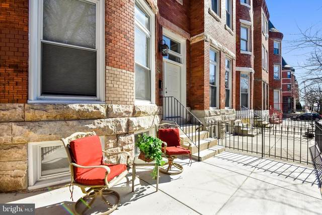 2309 Callow Avenue, BALTIMORE, MD 21217 (#MDBA501768) :: Mortensen Team