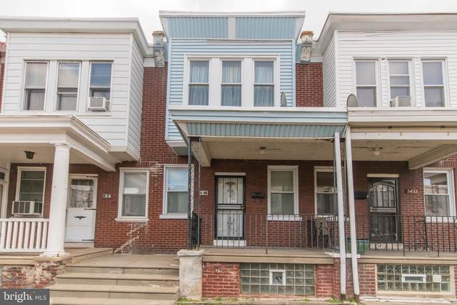 5435 Sylvester Street, PHILADELPHIA, PA 19124 (#PAPH875200) :: Keller Williams Realty - Matt Fetick Team
