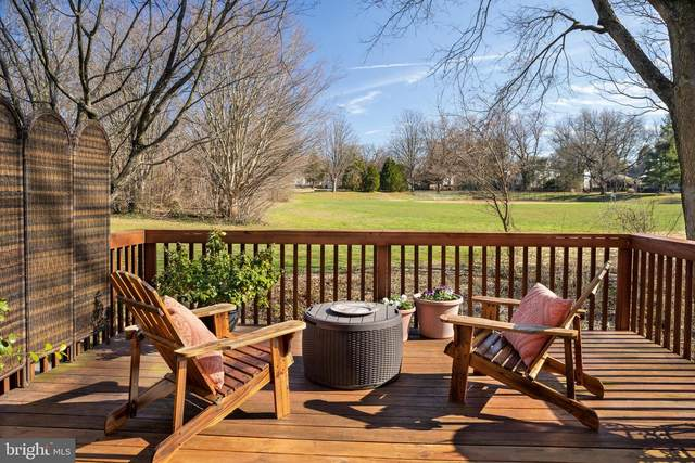6673 Hillandale Road #120, CHEVY CHASE, MD 20815 (#MDMC697322) :: The Daniel Register Group
