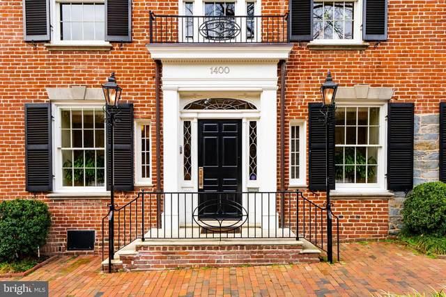 1400 34TH Street NW, WASHINGTON, DC 20007 (#DCDC459862) :: John Smith Real Estate Group