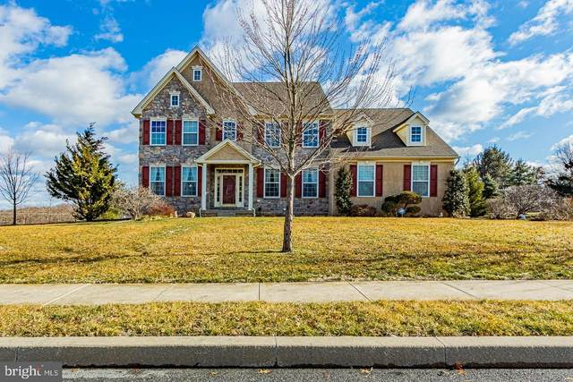 123 Bridle Path Lane, COATESVILLE, PA 19320 (#PACT499670) :: Blackwell Real Estate