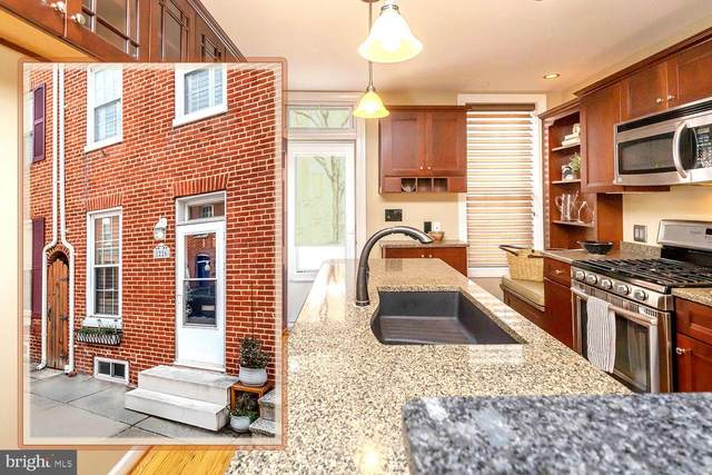 1226 Battery Avenue, BALTIMORE, MD 21230 (#MDBA501792) :: The Dailey Group