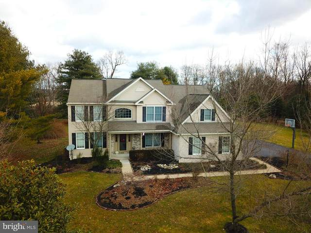 40 Chanticleer Drive, GLENMOORE, PA 19343 (#PACT499680) :: Jason Freeby Group at Keller Williams Real Estate