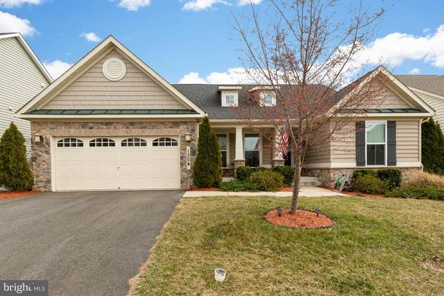 1304 Moore Spring Court, BRUNSWICK, MD 21716 (#MDFR260464) :: CR of Maryland