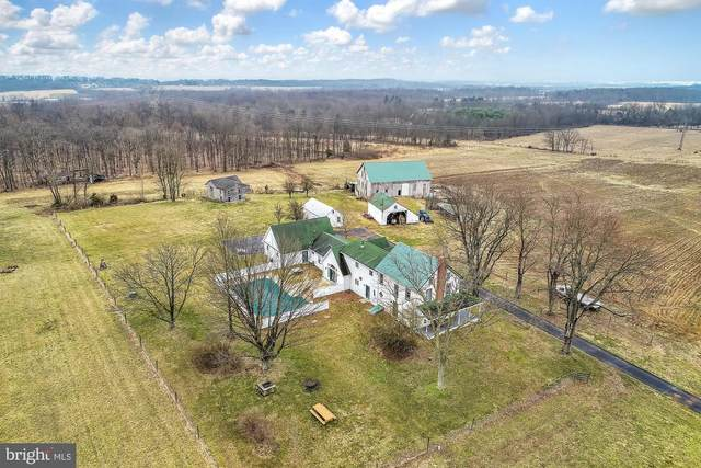 1059 Belmont Road, GETTYSBURG, PA 17325 (#PAAD110654) :: The Dailey Group