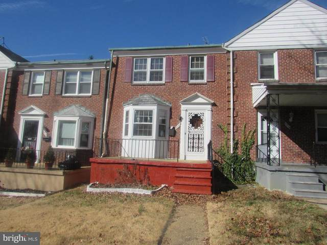 1214 Evesham Avenue, BALTIMORE, MD 21239 (#MDBA501798) :: The Licata Group/Keller Williams Realty