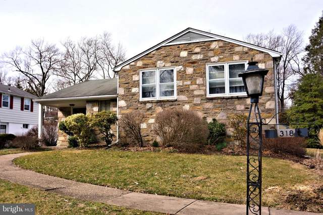 318 Winding Way, GLENSIDE, PA 19038 (#PAMC640358) :: RE/MAX Main Line