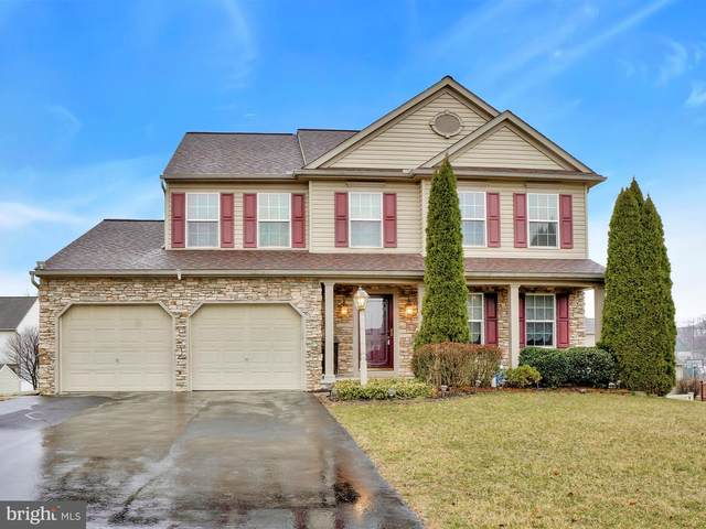 825 Victoria Drive, RED LION, PA 17356 (#PAYK134088) :: The Joy Daniels Real Estate Group