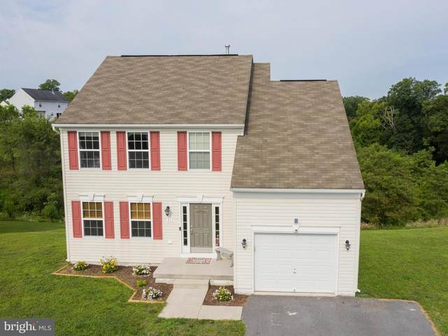 317 Pierce Arrow Way, MARTINSBURG, WV 25401 (#WVBE175258) :: The Matt Lenza Real Estate Team