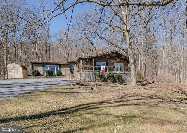 4762 Cold Run Valley Road, BERKELEY SPRINGS, WV 25411 (#WVMO116538) :: Radiant Home Group