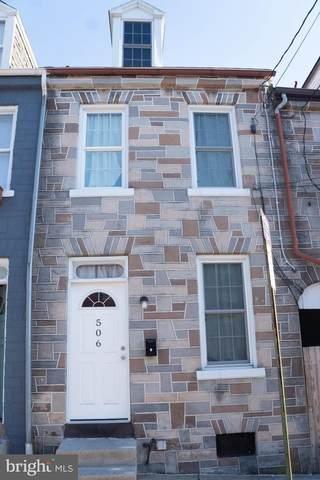 506 Poplar Street, LANCASTER, PA 17603 (#PALA159416) :: The Joy Daniels Real Estate Group
