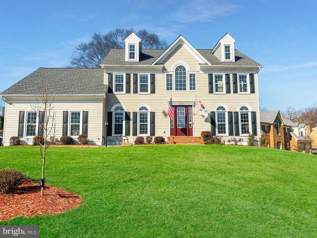 8535 Chase Glen Circle, FAIRFAX STATION, VA 22039 (#VAFX1113576) :: City Smart Living