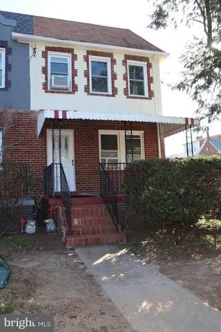 6313 9TH Street NW, WASHINGTON, DC 20011 (#DCDC459926) :: Colgan Real Estate