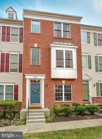 42843 Sykes Terrace, CHANTILLY, VA 20152 (#VALO404480) :: The Greg Wells Team