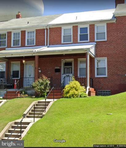 433 Pembrooke Boulevard, BALTIMORE, MD 21224 (#MDBC486642) :: Bic DeCaro & Associates