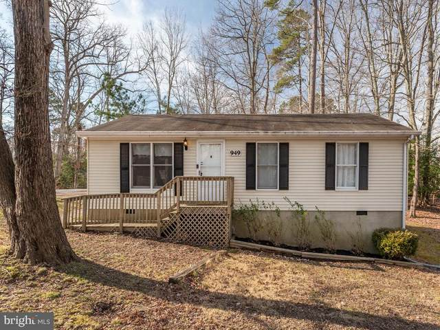 949 Golden West Way, LUSBY, MD 20657 (#MDCA174848) :: AJ Team Realty