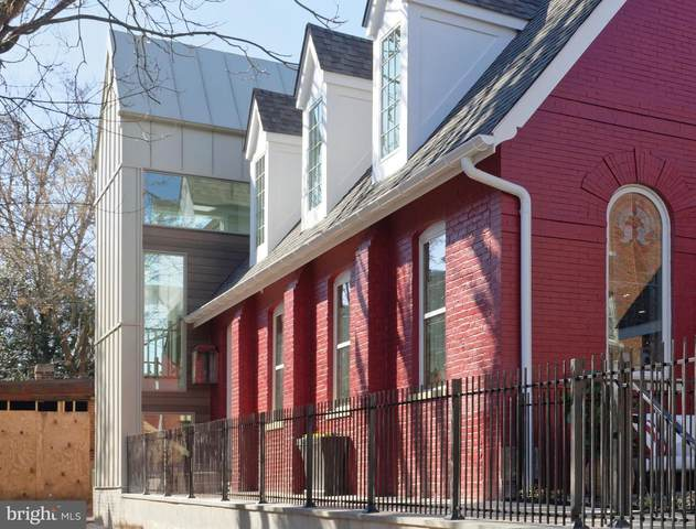 1015 D NE B, WASHINGTON, DC 20002 (#DCDC459952) :: John Smith Real Estate Group