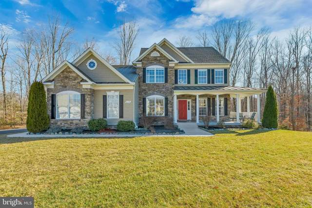 640 Maybrook Drive, HUNTINGTOWN, MD 20639 (#MDCA174850) :: AJ Team Realty