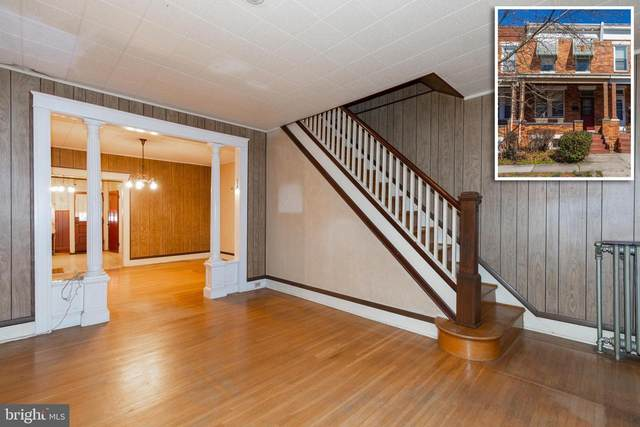3332 Dudley Avenue, BALTIMORE, MD 21213 (#MDBA501842) :: The Miller Team