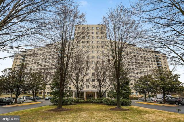 10201 Grosvenor Place #606, ROCKVILLE, MD 20852 (#MDMC697452) :: Gail Nyman Group
