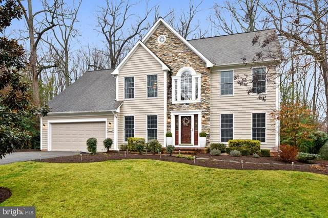 1004 Stonington Drive, ARNOLD, MD 21012 (#MDAA426788) :: John Smith Real Estate Group