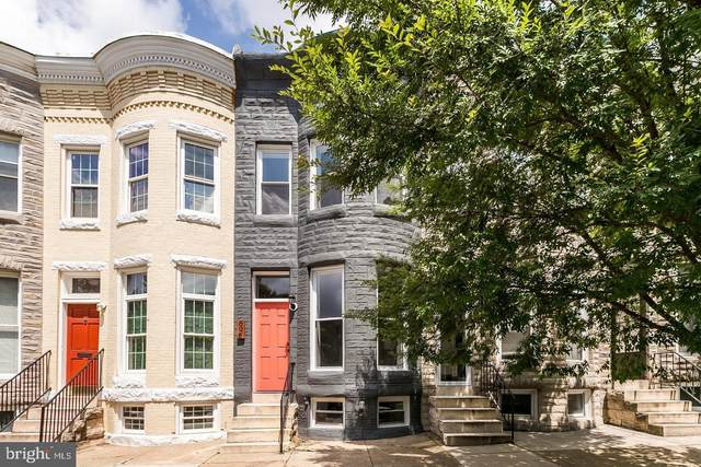 806 Powers Street, BALTIMORE, MD 21211 (#MDBA501862) :: The Dailey Group