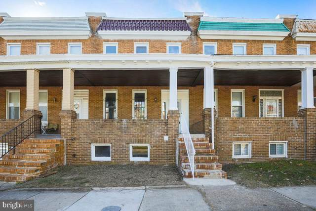 3121 Mareco Avenue, BALTIMORE, MD 21213 (#MDBA501870) :: The Dailey Group