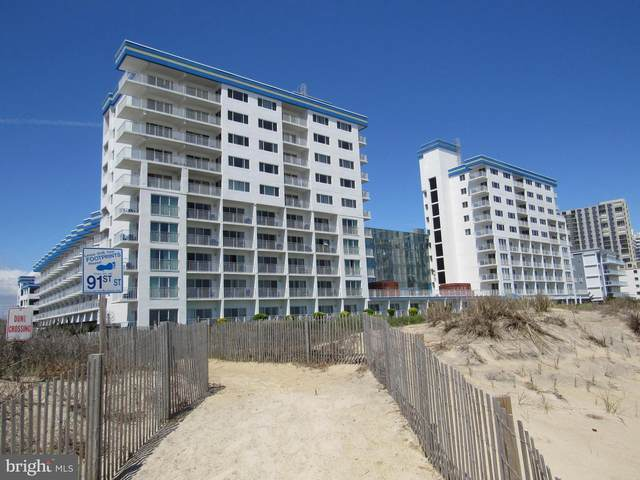 9100 Coastal Highway #502, OCEAN CITY, MD 21842 (#MDWO112410) :: Brandon Brittingham's Team