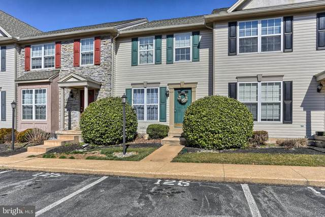 126 Kathryn Drive, RED LION, PA 17356 (#PAYK134134) :: The Heather Neidlinger Team With Berkshire Hathaway HomeServices Homesale Realty