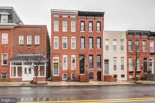 12 N Patterson Park Avenue, BALTIMORE, MD 21231 (#MDBA501886) :: The Dailey Group