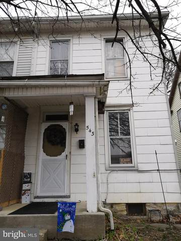 543 Herman Avenue, LEMOYNE, PA 17043 (#PACB121812) :: Younger Realty Group