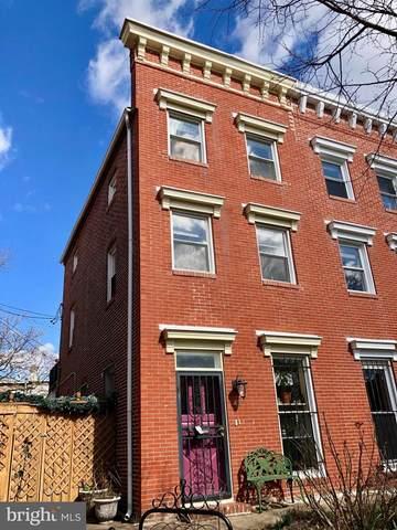 2212 E Fairmount Avenue, BALTIMORE, MD 21231 (#MDBA501888) :: Revol Real Estate