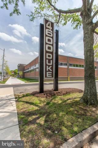 4600 Duke Street #512, ALEXANDRIA, VA 22304 (#VAAX243938) :: The Sky Group