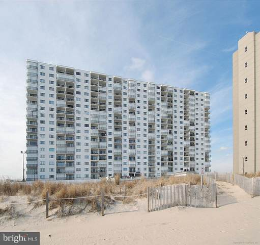 9800 Coastal Highway #1202, OCEAN CITY, MD 21842 (#MDWO112412) :: The Allison Stine Team