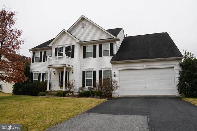 111 Hogan Drive, MARTINSBURG, WV 25405 (#WVBE175272) :: The Miller Team