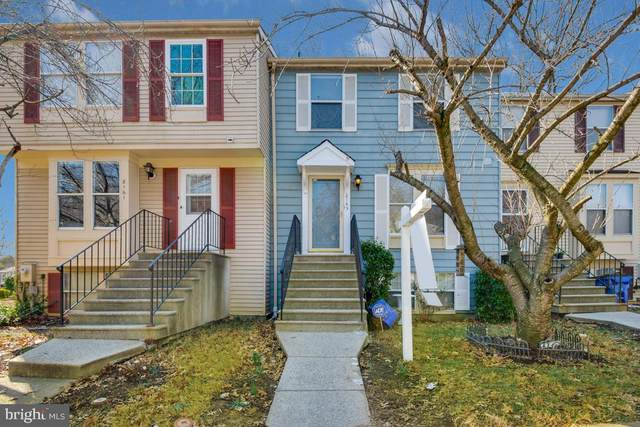 8163 Sheffield Court, JESSUP, MD 20794 (#MDHW276036) :: AJ Team Realty