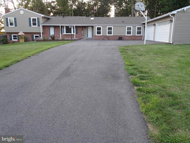 11402 Meadowlark Drive, IJAMSVILLE, MD 21754 (#MDFR260510) :: The Dailey Group