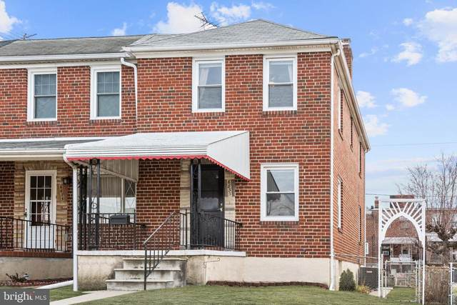 6833 Boston Avenue, BALTIMORE, MD 21222 (#MDBC486704) :: Great Falls Great Homes
