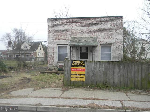 229 Baltimore Avenue, BALTIMORE, MD 21222 (#MDBC486716) :: Advance Realty Bel Air, Inc
