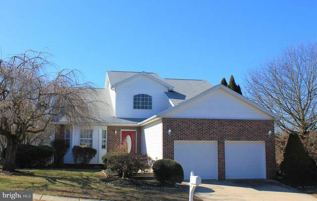 807 Delray Court, FOREST HILL, MD 21050 (#MDHR243934) :: Shawn Little Team of Garceau Realty